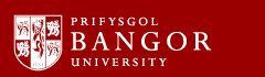 Bangor University Logo - return to the University Homepage